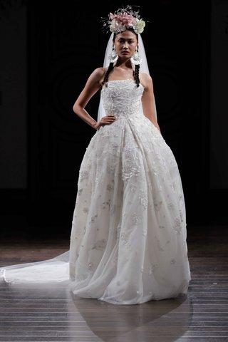 strapless-ball-gown-wedding-dress-by-naeem-khan-fall-2016