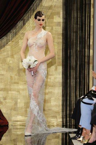 khaleesi-sheer-one-shoulder-wedding-dress-by-theia-fall-2016