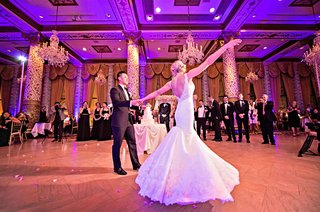 rob-refsnyder-of-new-york-yankees-and-wife-first-dance-wedding