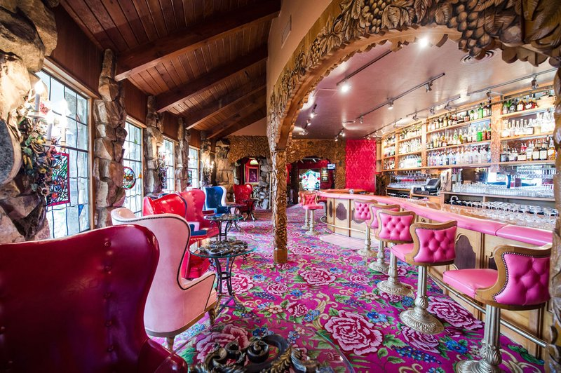 Silver Bar at The Madonna Inn