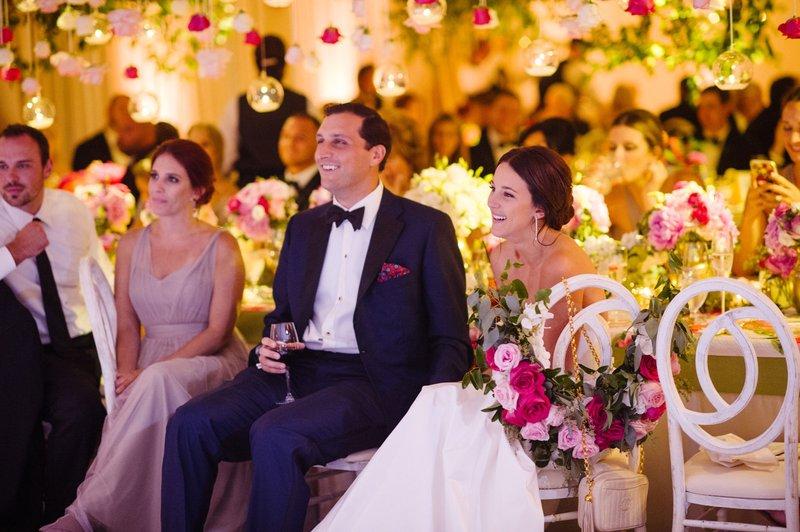 Greenbrier-Inspired Wedding Reception