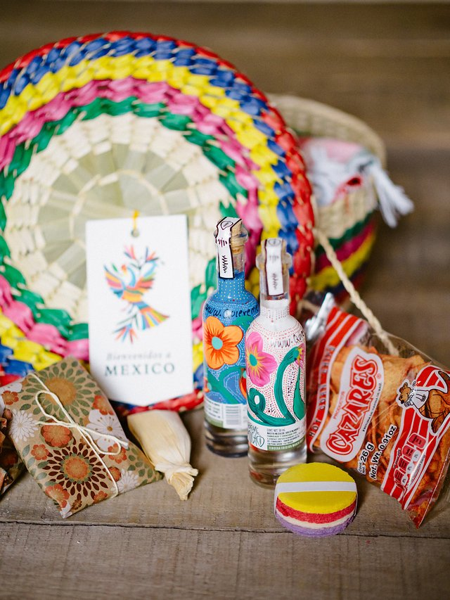 Mexico Destination Wedding Welcome Bag