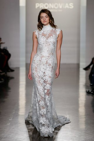 pronovias-2017-nikol-illusion-high-neckline-lace-tulle-embroidery-wedding-dress