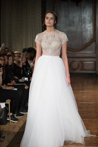 idan-cohen-fall-2017-the-river-ball-gown-with-a-tulle-skirt-and-delicate-beaded-top-with-cap-sleeves