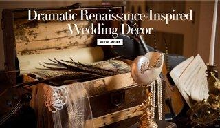dramatic-renaisance-inspired-wedding-decor-for-wedding-ceremony-reception-ideas-old-world-vintage