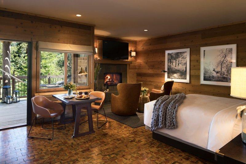 Big Sur Suite at Ventana Big Sur