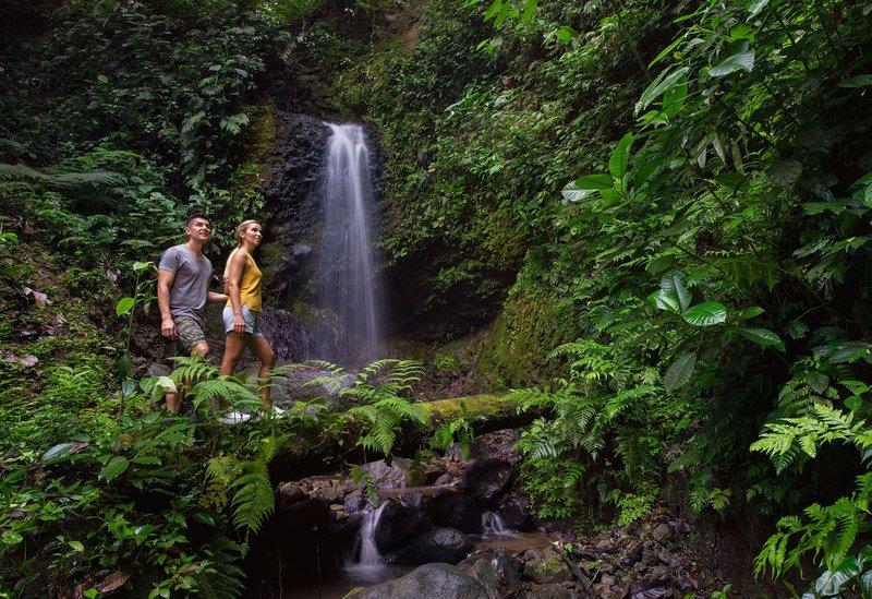 ORIGINS Luxury Lodge - Oro Waterfall Hike