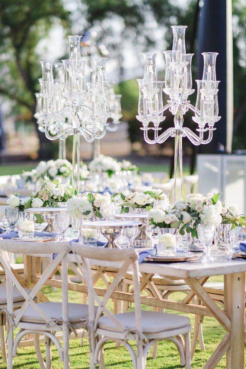 Outdoor Reception by Harutyunyan Events