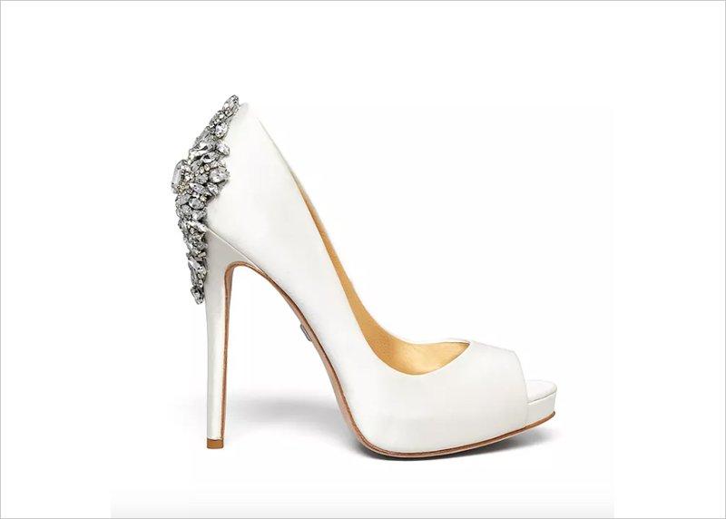 Kiara Wedding Shoes by Badgley Mischka