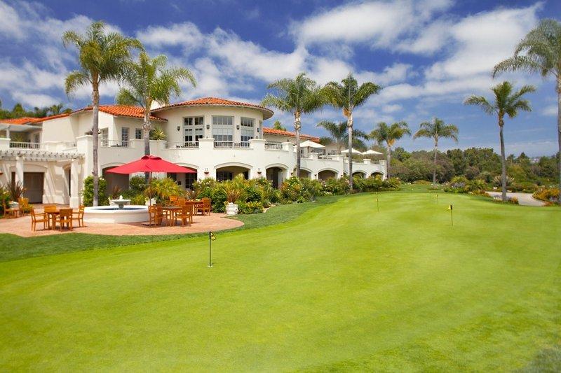 Golf Clubhouse Venue at Park Hyatt Aviara