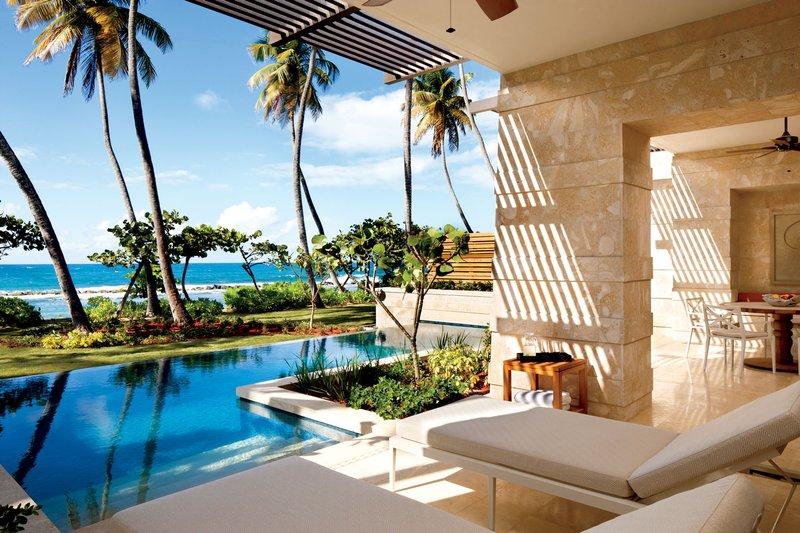 Dorado Beach, a Ritz-Carlton Reserve, Puerto Rico - Private Infinity Pool