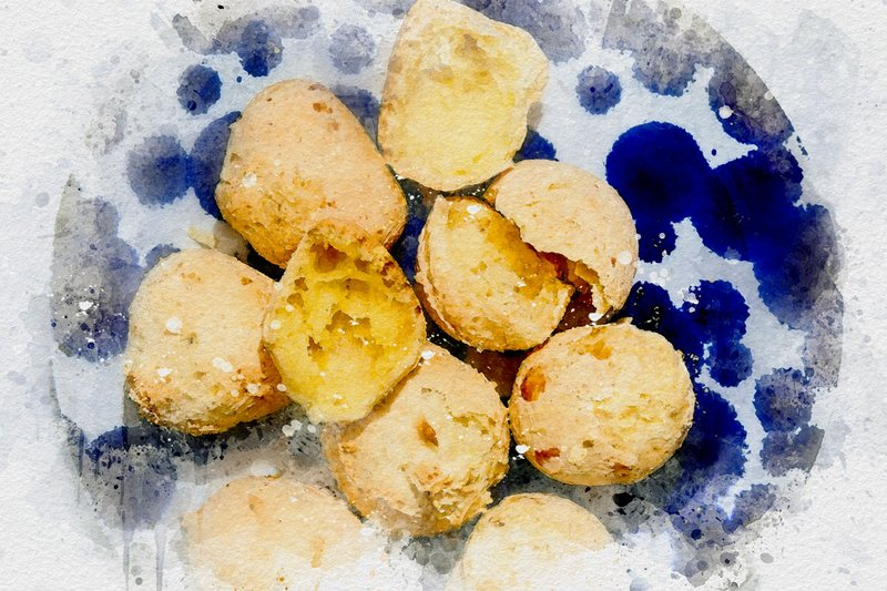 Brazil Pao de Queijo Recipe