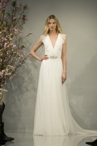aurora-by-theia-spring-2018-ivory-point-desprit-and-silk-organza-ruffle-v-neck-ball-gown