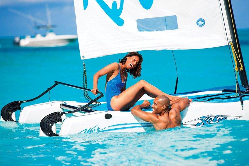 Water Sports at Beaches Resorts