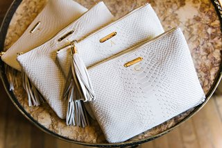 tassel-leather-snake-crocodile-pouch-with-gold-hardware-monogram-for-bridesmaids-gifts