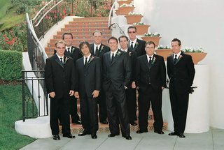 groomsmen-in-tuxedos-at-bacara-steps