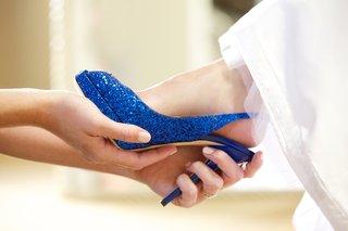 something-blue-glitter-slingback-peep-toe-wedding-shoes