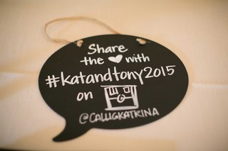 wedding-hashtag-blackboard-instagram-handle-bride-calligraphy-katrina-social-media-wedding-industry