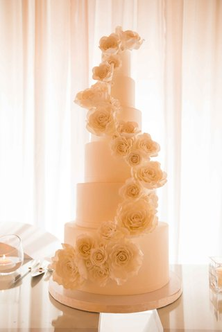 6-tier-white-cake-descending-flowers-classic-wedding-cake-southern-california