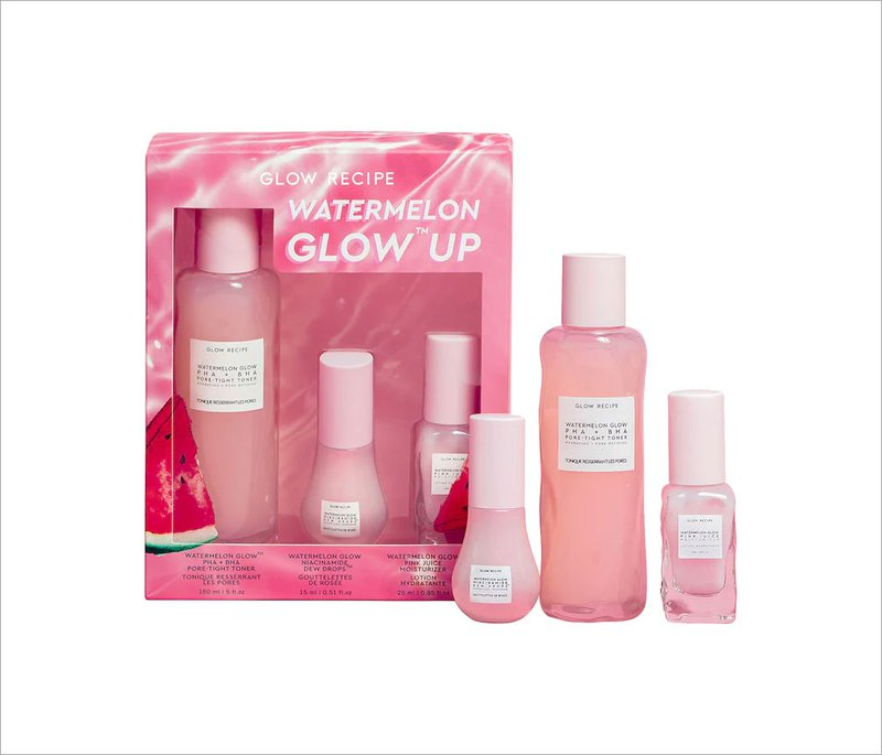 Watermelon Glow-Up Set by Glow Recipe