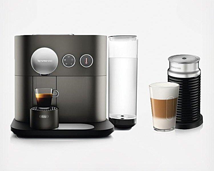 De'Longhi Nespresso Expert espresso machine