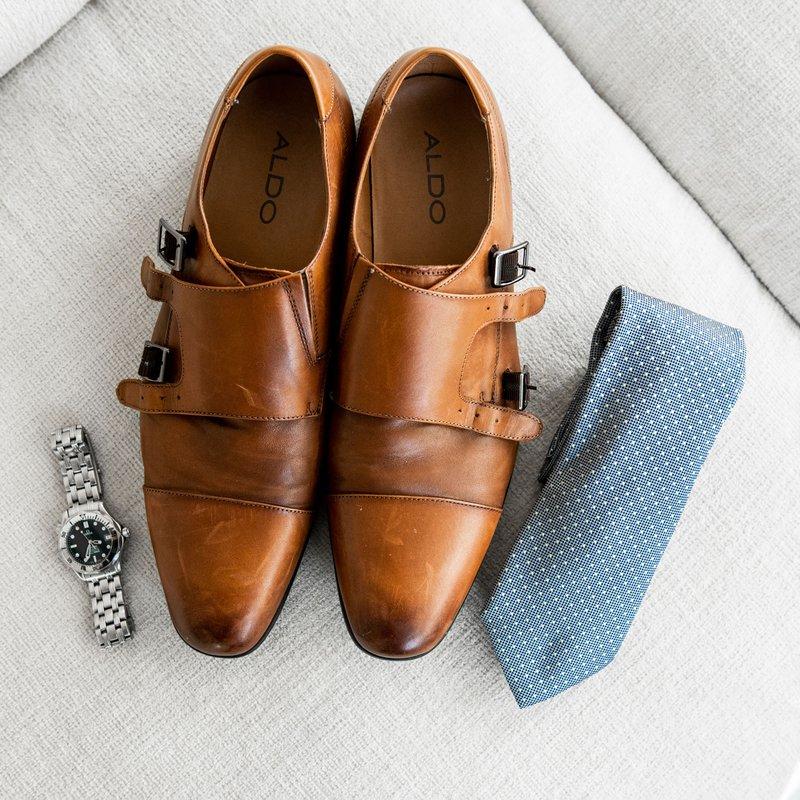 Groom's Shoes, Tie & Accessories