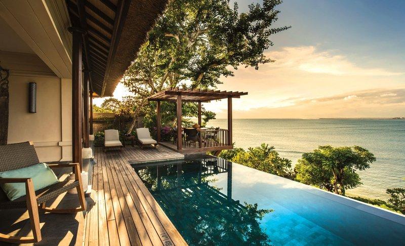 Four Seasons Resort Bali - Pool & Ocean View