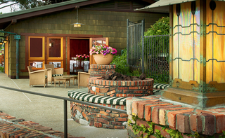 The Lodge at Torrey Pines - Hughes Cottage wedding venue