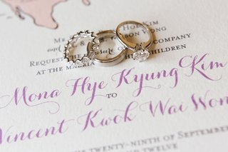 diamond-womens-band-mens-band-and-engagement-ring-on-invitation