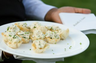 phylo-dough-puff-pastries-with-potato-salad-and-chives
