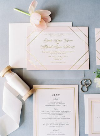 blush-white-and-gold-wedding-invitation-by-minted-brooke-squires-mitchell-schwartz-ribbon-rings-menu