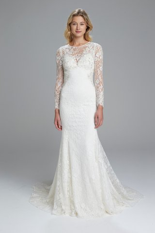 kenneth-pool-spring-2017-bridal-collection-belize-wedding-dress-long-sleeve-lace-fit-and-flare