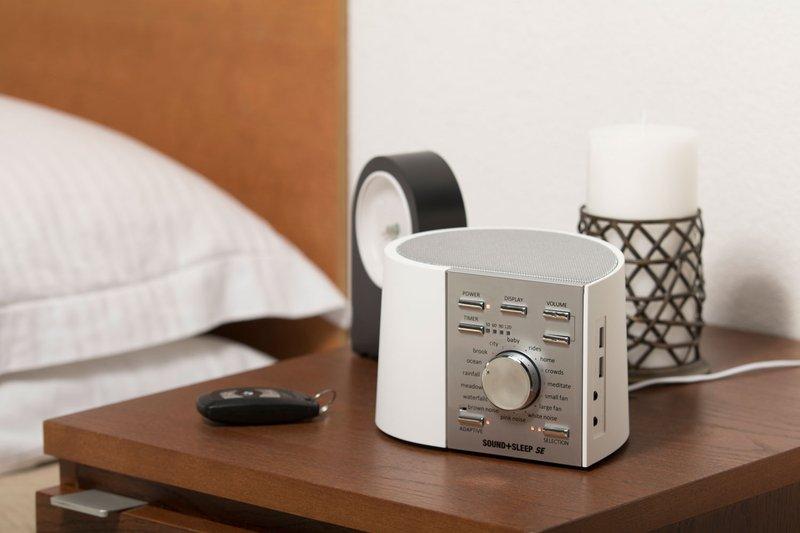 Sound + Sleep SE Sleep Machine