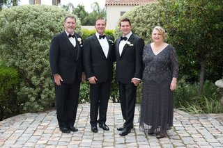 grooms-same-sex-wedding-san-diego-with-parents-of-groom