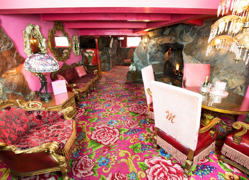 Madonna Suite at Madonna Inn