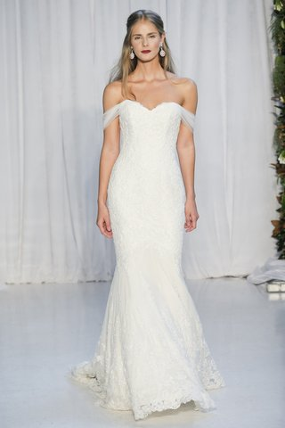 anne-barge-fall-2018-mermaid-gown-beaded-lace-with-tulle-off-the-shoulder-drape-extending-to-train