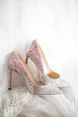 jimmy-choo-wedding-pump-heels-silver-pink-glitter-style-on-lace-trim-veil