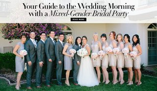 your-guide-to-wedding-morning-with-a-mixed-gender-bridal-party