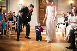 ring-bearer-with-bridesmaid-and-groomsman-carries