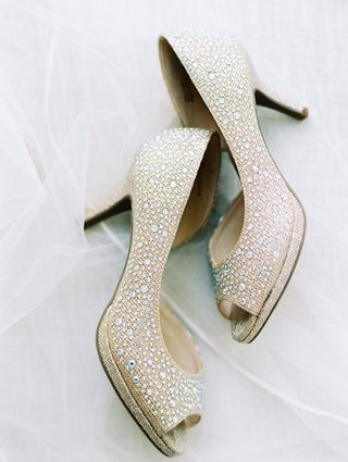 kelly-and-katie-shoes-rhinestones-gold-metallic-peep-toe-pumps-on-veil