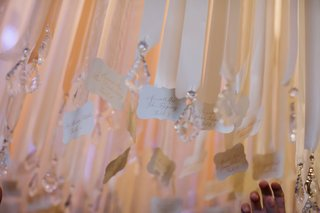 seating-cards-are-affixed-to-ribbons-which-are-suspended-from-the-ceiling