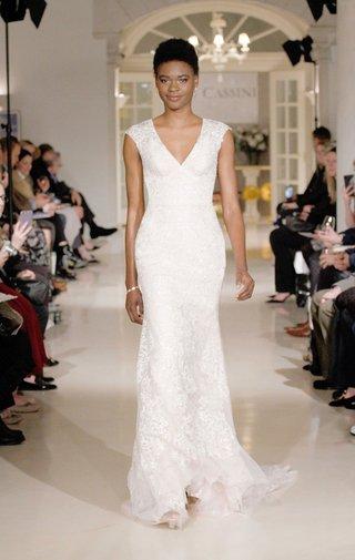 oleg-cassini-fall-2018-bridal-collection-spring-2019-wedding-dress-v-neck-tip-shoulder-lace