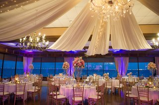 restaurant-reception-with-elegant-drapery-and-lighting