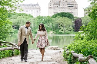 wedding engagement shoot photo taken by amy anaiz photography