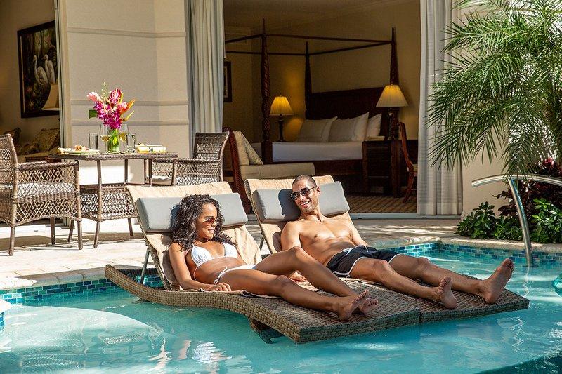 River Suite at Sandals Royal Bahamian