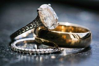 wedding-ring-engagement-ring-oval-cut-diamond-ring-diamonds-on-shank-eternity-band-yellow-gold-ring