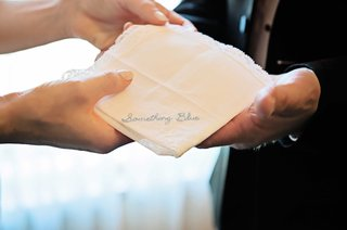 white-and-blue-handkerchief-with-the-phrase-something-blue-embroidered-onto-it