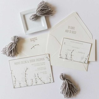 neutral-wedding-invitation-with-to-have-and-to-hold-on-envelope-liner-tassels-vine-motif-design