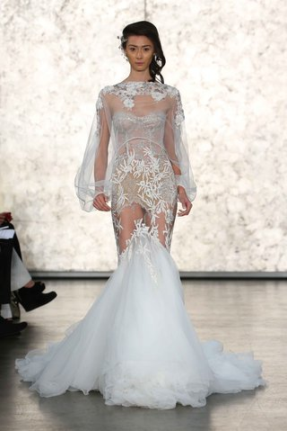 inbal-dror-fall-winter-2016-collection-illusion-long-sleeve-and-mermaid-skirt