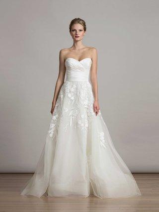 bridal-fashion-week-liancarlo-strapless-a-line-wedding-dress-with-silk-taffeta-sweetheart-neckline